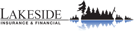 Lakeside Insurance & Financial Retina Logo